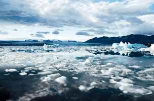 climate cold glacier iceberg