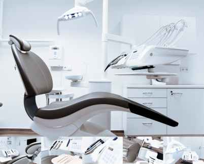 chair clean clinic dental care