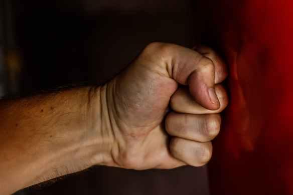 human fist