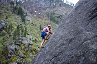 action adventure challenge climb